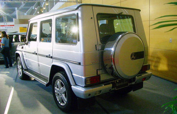 G500 long mercedes benz g500 long for Mercedes benz maker