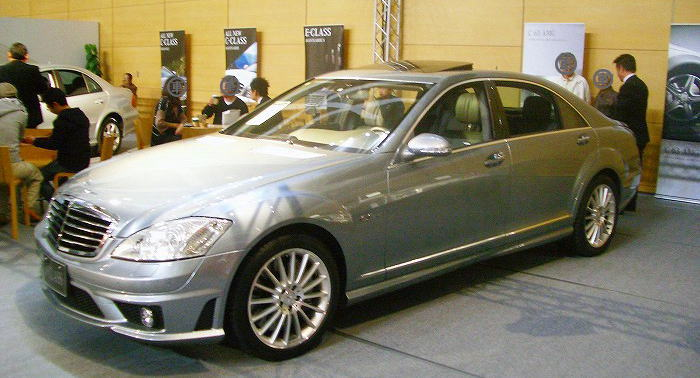 メルセデス・ベンツ S63AMG long(Mercedes-Benz S63AMG long)